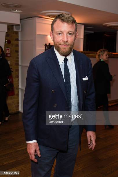 Guy Ritchie attends The Old Vic Summer Party at The Brewery on June 13 2017 in London United Kingdom