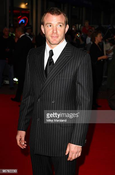 Guy Ritchie attends the world premiere of RocknRolla at Odeon West End on September 1 2008 in London England