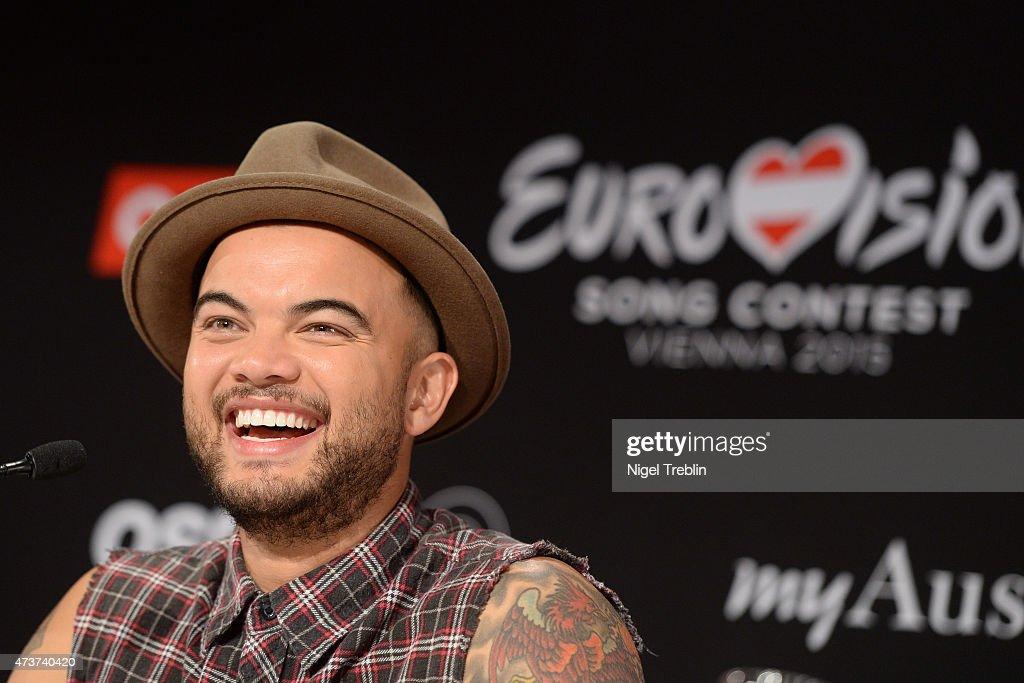 Eurovision Song Contest 2015 - Press Meet & Greet : News Photo