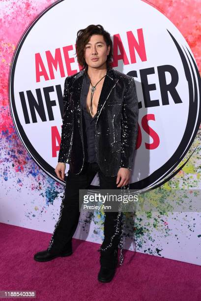 Guy Tang attends the 2nd Annual American Influencer Awards at Dolby Theatre on November 18, 2019 in Hollywood, California.