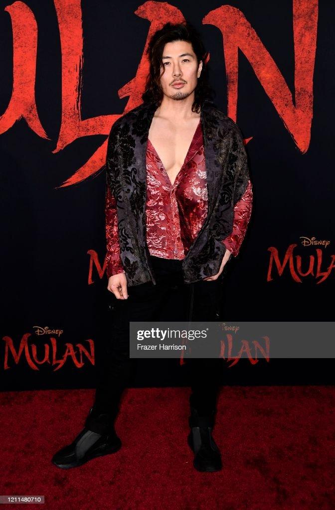 "Premiere Of Disney's ""Mulan"" - Arrivals : News Photo"