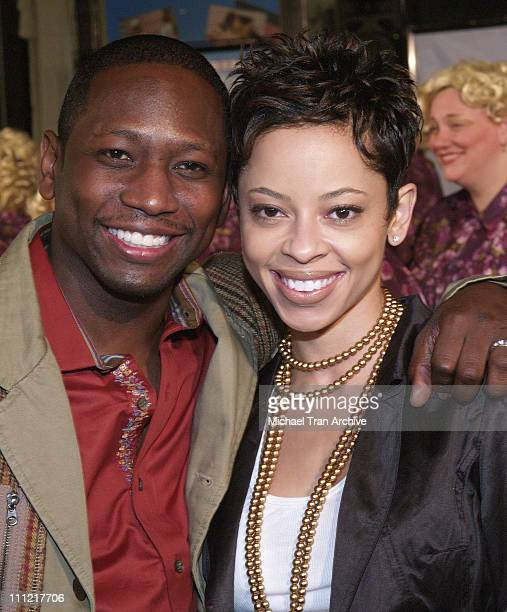 Guy Torry and Monica Torry during 'Big Momma's House 2' Los Angeles Premiere Arrivals at Mann's Grauman Chinese Theatre in Hollywood California...