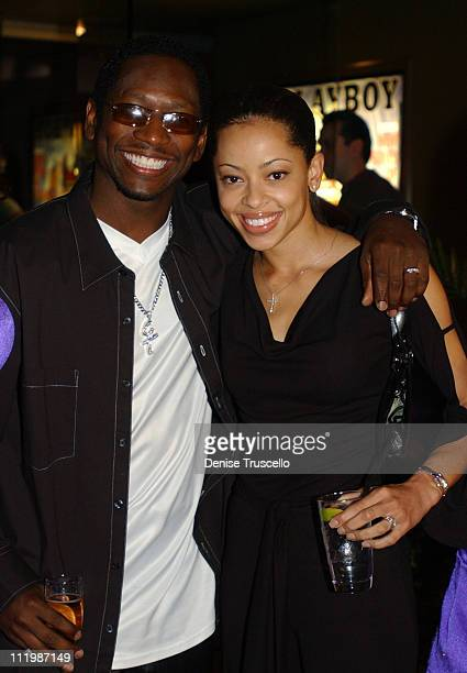 Guy Torry and wife Monica during Joe and Gavin Maloof's Celebrity Roast Arrivals at Palms Hotel in Las Vegas Nevada