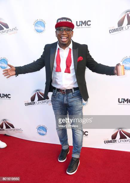 Guy Torry attends The Comedy Underground Series at The Alex Theatre on June 26 2017 in Glendale California