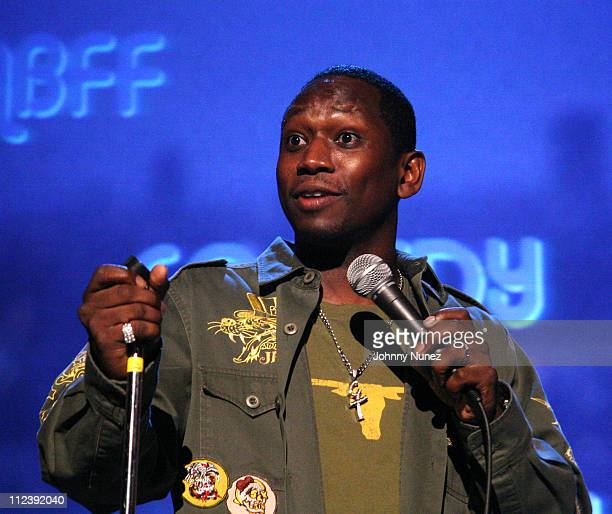 Guy Torry during ABFF Comedy Show July 22 2006 at Lincon Theater in Miami Florida United States