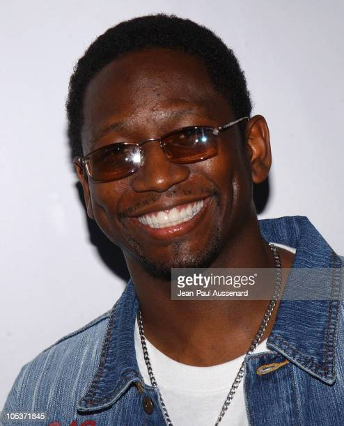 Guy Torry during Grand Opening of GQ Lounge at Forbidden City Los Angeles Arrivals at Forbidden City in Hollywood California United States