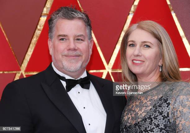Guy Williams attends the 90th Annual Academy Awards at Hollywood Highland Center on March 4 2018 in Hollywood California