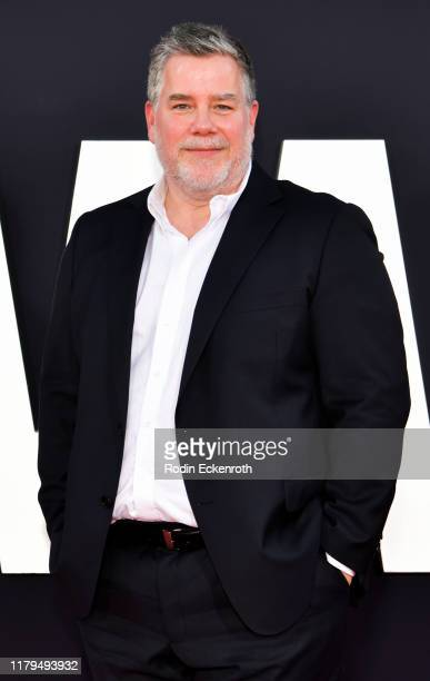 Guy Williams attends the Paramount Pictures' Premiere of Gemini Man on October 06 2019 in Hollywood California
