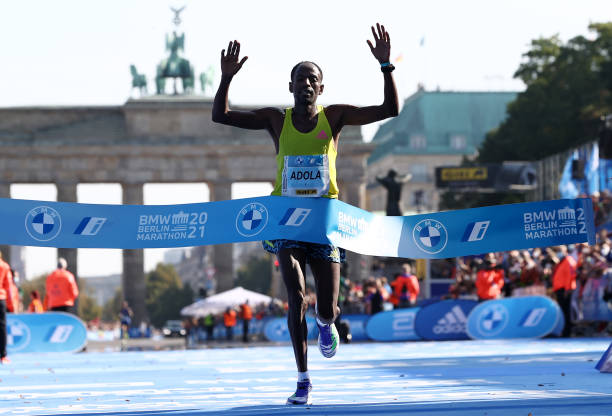 DEU: Berlin Marathon 2021