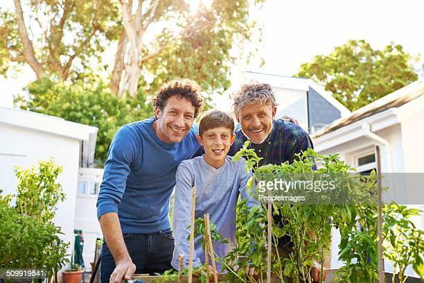 guys going green - green fingers stock pictures, royalty-free photos & images