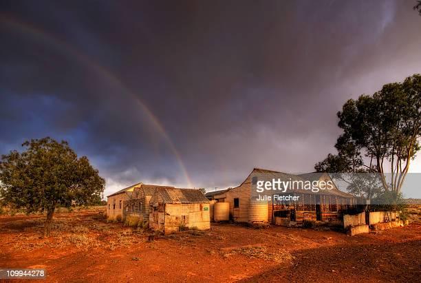 Gwalia ghost town Leonora WA