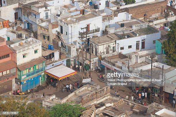 gwalior city, madhya pradesh, india -  brajeul sylvain photos et images de collection