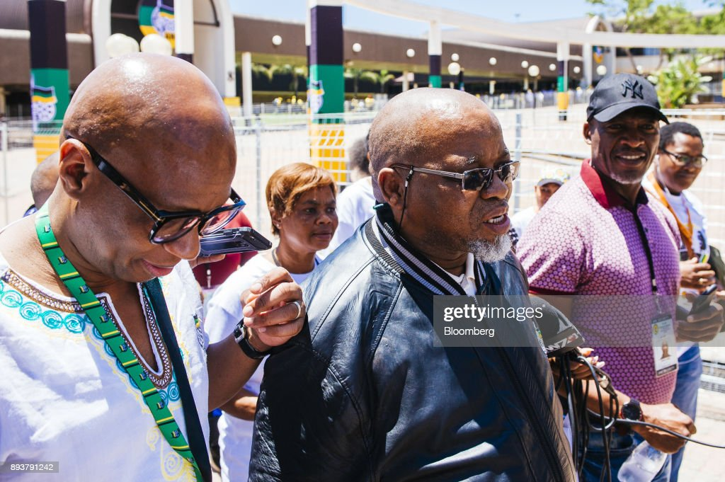 The 54th National Conference Of The African National Congress party