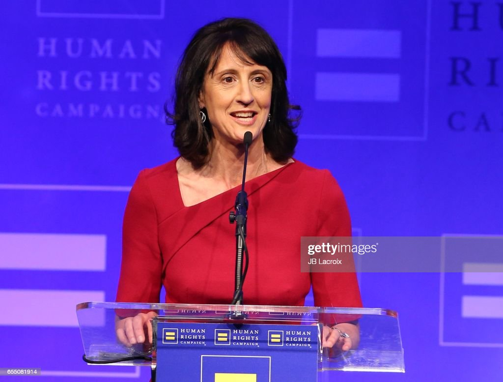 Gwen Baba attends the Human Rights Campaign's 2017 on March 18, 2017 in Los Angeles, California.