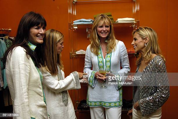 Gwen McCaugh Crystal Lourd Cheryl Tiegs and Tory Burch attend Tory Burch launches Westcoast Store at Tory Store on May 19 2016