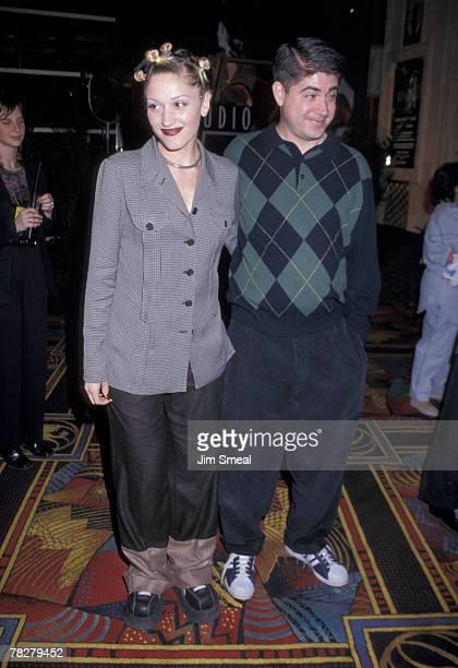 Gwen Stefani and Eric Stefani
