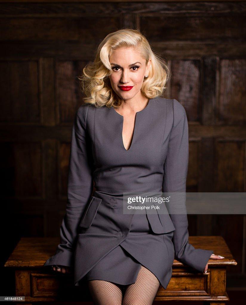 Gwen Stefani Reveals A MasterCard Priceless Surprise : News Photo