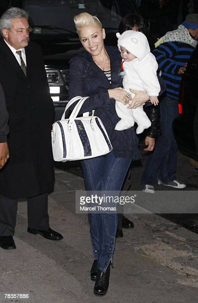 Gwen Stefani and son Kingston James Rossdale