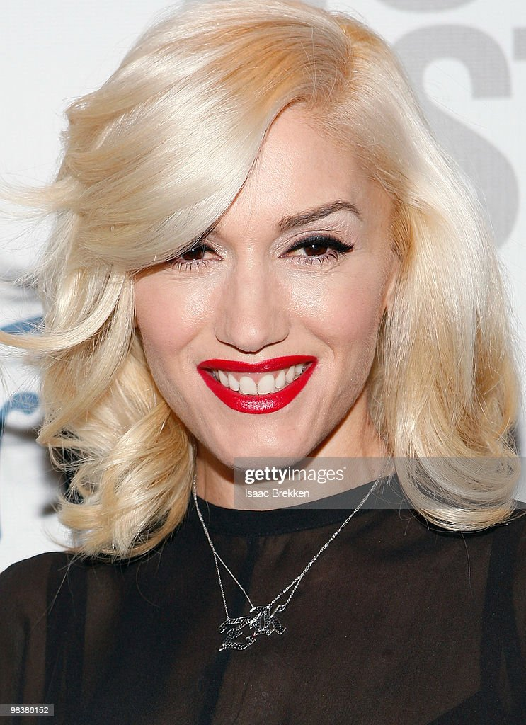 Gwen Stefani arrives at the Conde Nast Traveler 'Hot List' party at Haze Nightclub in the Aria Resort & Casino at CityCenter on April 10, 2010 in Las Vegas, Nevada.