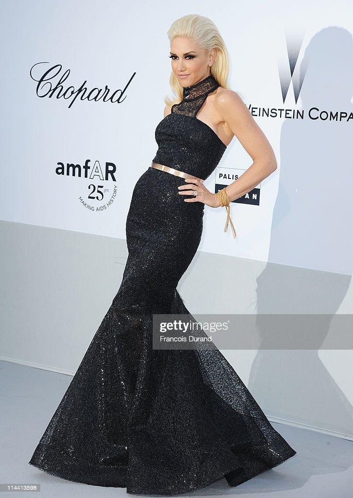 2011 amfAR Cinema Against AIDS - Red Carpet Arrivals : News Photo