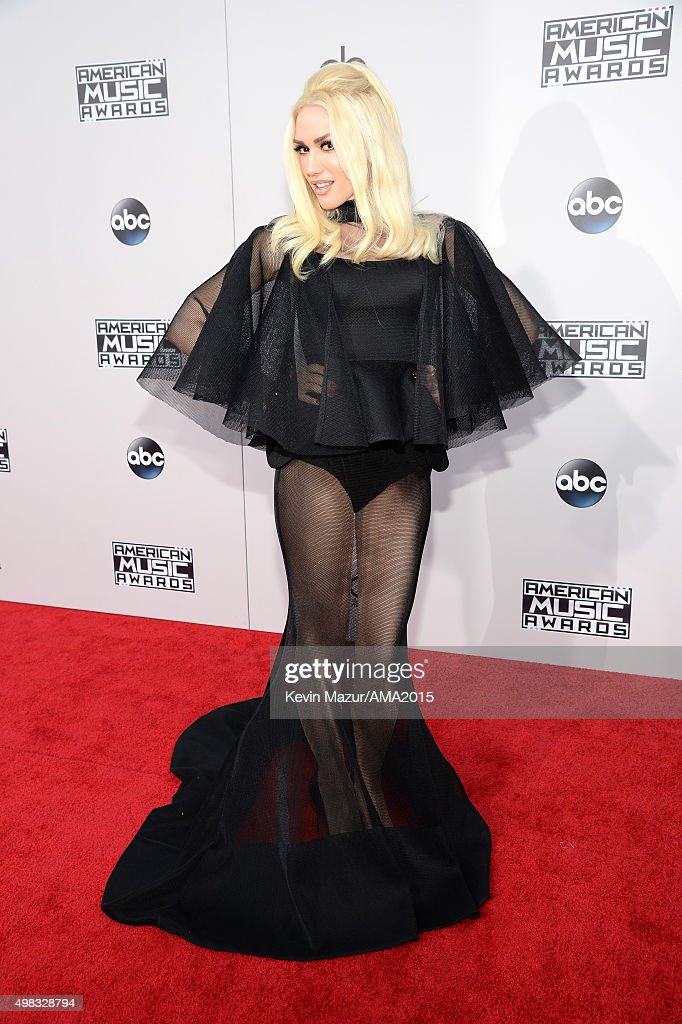 2015 American Music Awards - Red Carpet : News Photo