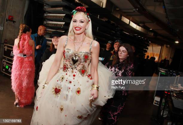 Gwen Stefani attends the 62nd Annual GRAMMY Awards at STAPLES Center on January 26 2020 in Los Angeles California