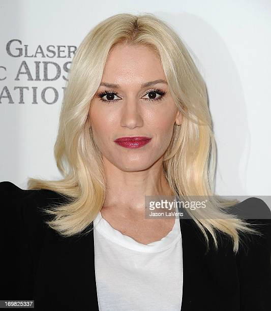 Gwen Stefani attends the Elizabeth Glaser Pediatric AIDS Foundation's 24th annual A Time For Heroes at Century Park on June 2 2013 in Los Angeles...