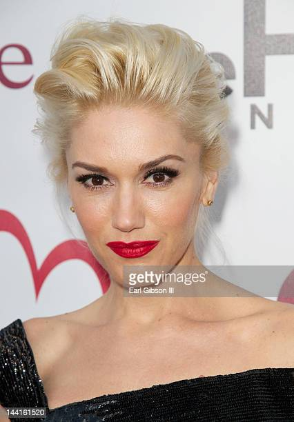 Gwen Stefani attends The Heart Foundation Gala at The Hollywood Palladium on May 10 2012 in Los Angeles California