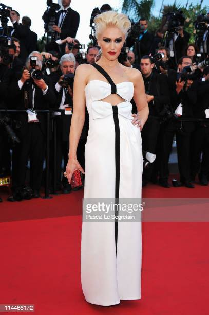"""Gwen Stefani attends the """"This Must Be The Place"""" premiere during the 64th Annual Cannes Film Festival at Palais des Festivals on May 20, 2011 in..."""