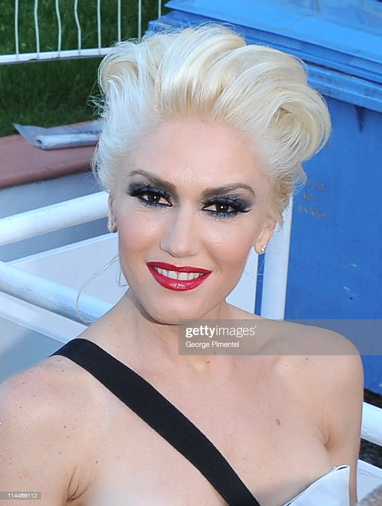 Gwen Stefani attends the 'This Must Be The Place' Premiere during the 64th Cannes Film Festival at the Palais des Festivals on May 20, 2011 in Cannes, France.