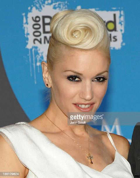 Gwen Stefani during 2006 Billboard Music Awards - Arrivals at MGM Grand Hotel in Las Vegas, Nevada, United States.