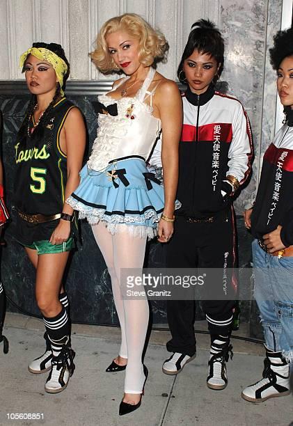 Pop Icon Gwen Stefani Previews Harajuku Lovers Apparel Line Arrivals
