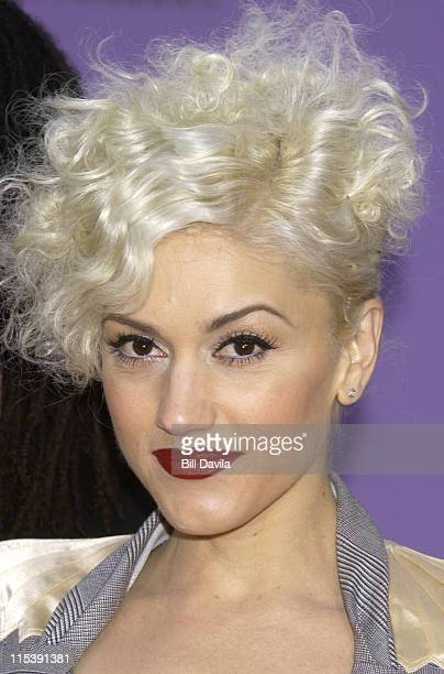 Gwen Stefani during The 2003 Billboard Music Awards Outside Arrivals at MGM Grand Garden Arena in Las Vegas Nevada United States