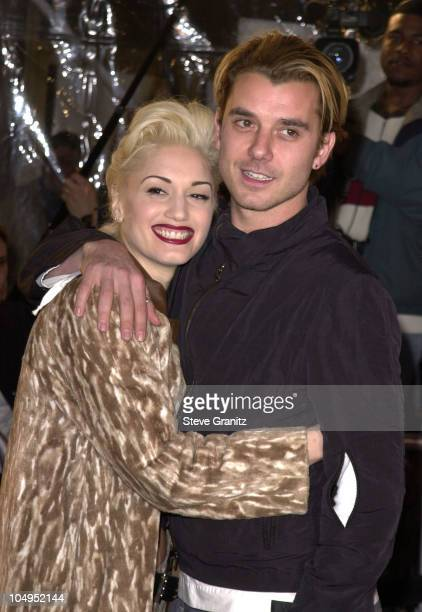 Gwen Stefani Gavin Rossdale during The Mexican Westood Premiere at Mann National Theatre in Westwood California United States