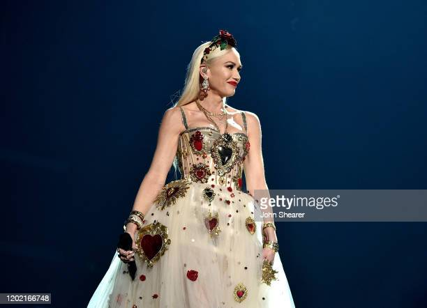 Gwen Stefani performs at the 62nd Annual GRAMMY Awards on January 26, 2020 in Los Angeles, California.