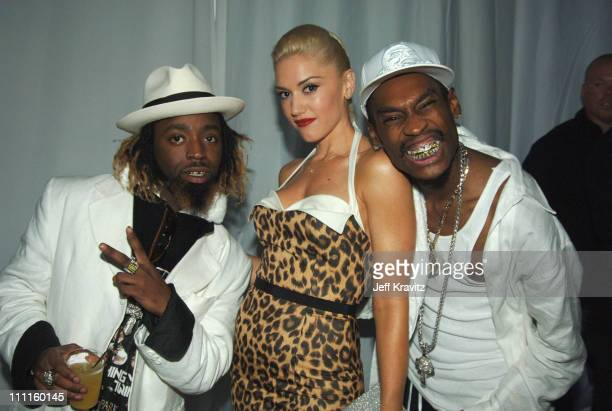Gwen Stefani with Kaine and DRoc of Ying Yang Twins *Exclusive*