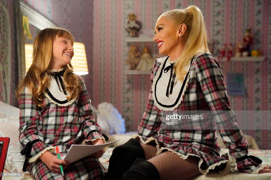 CHRISTMAS -- 'Gwen Stefani: You Make It Feel Like Christmas' -- Pictured: Gwen Stefani --