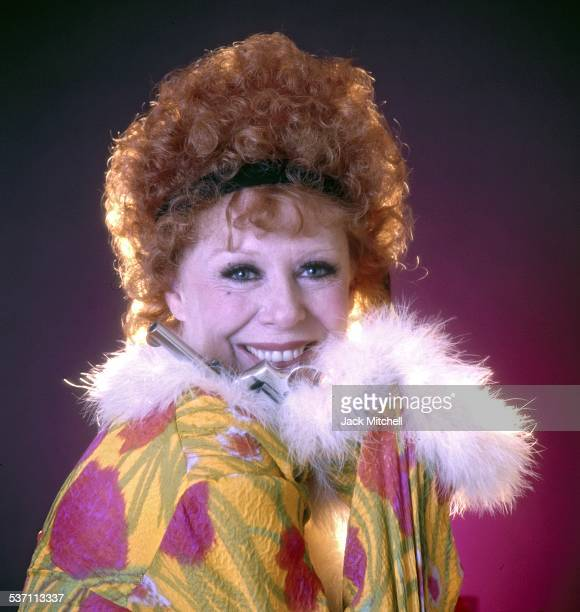 """Gwen Verdon in Bob Fosee's Broadway musical """"Chicago"""" in which she originated the role of murderess Roxie Hart."""