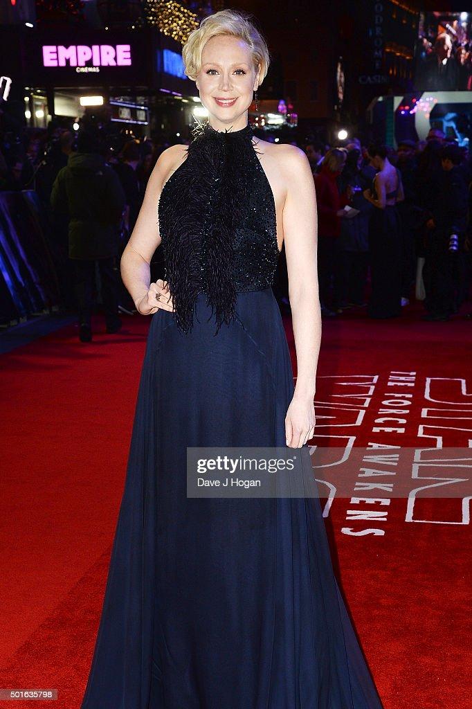 """Star Wars: The Force Awakens"" - European Film Premiere - VIP Arrivals"