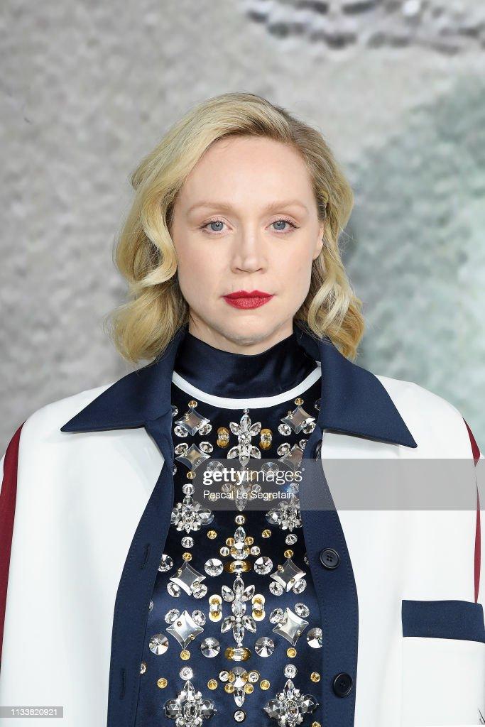Miu Miu : Photocall - Paris Fashion Week Womenswear Fall/Winter 2019/2020 : News Photo