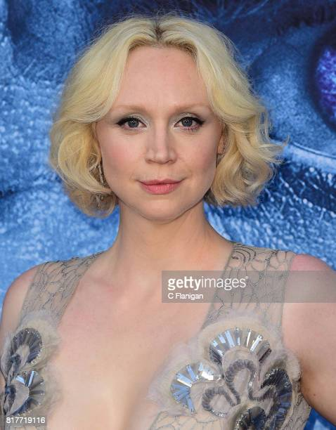 Gwendoline Christie attends the Season 7 Premiere Of HBO's 'Game Of Thrones' at Walt Disney Concert Hall on July 12 2017 in Los Angeles California