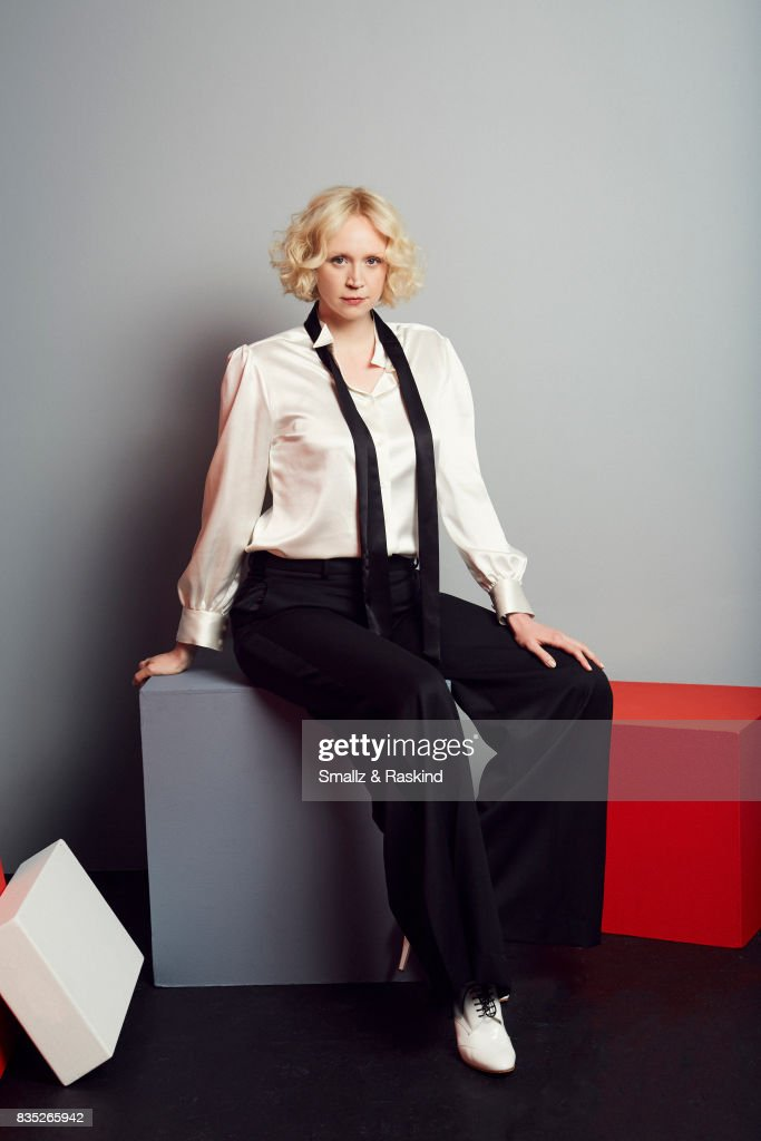 Gwendoline Christie of SundanceTV's 'Top of the Lake: China Girl' poses for a portrait during the 2017 Summer Television Critics Association Press Tour at The Beverly Hilton Hotel on July 29, 2017 in Beverly Hills, California.