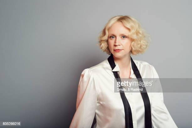 Gwendoline Christie of SundanceTV's 'Top of the Lake China Girl' poses for a portrait during the 2017 Summer Television Critics Association Press...