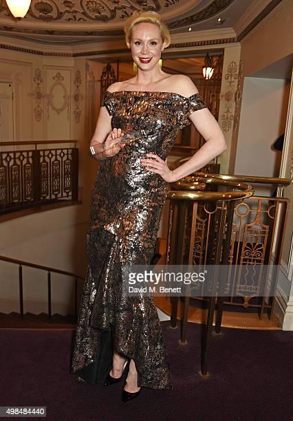 Christie partner gwendoline Gwendoline Christie