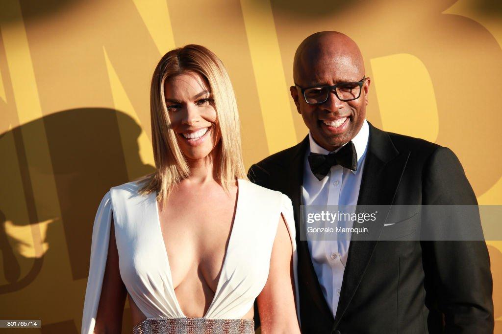 2017 NBA Awards : Nachrichtenfoto