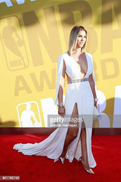 Gwendolyn Osborne attends the 2017 NBA Awards at Basketball City Pier 36 South Street on June 26 2017 in New York City