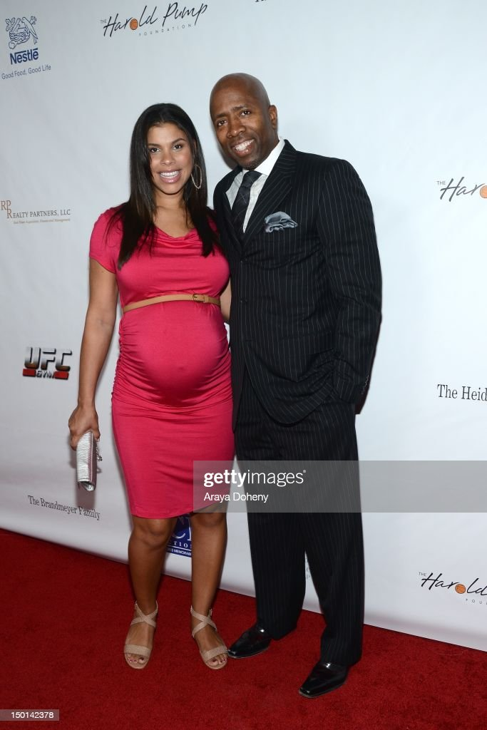 12th Annual Harold Pump Foundation Gala - Arrivals : News Photo