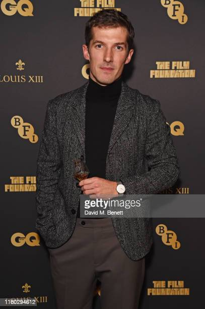 Gwilym Lee attends attends an after party for the second worldwide screening of The Broken Butterfly hosted by Louis XIII Cognac and The Film...