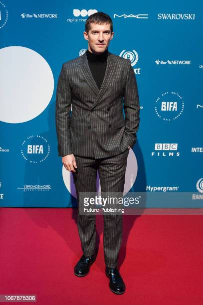 Gwilym Lee attends the 21st British Independent Film Awards at Old Billingsgate in the City of London December 02 2018 in London United Kingdom