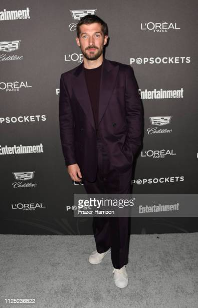 Gwilym Lee attends the Entertainment Weekly PreSAG Party at Chateau Marmont on January 26 2019 in Los Angeles California